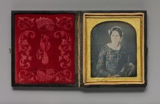 Woman with an Accordion daguerreotype 1840s, in frame.jpeg